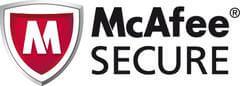 mcafe secured