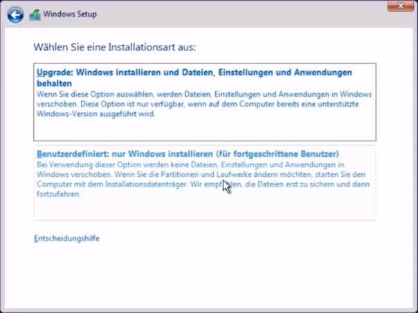Windows 10 installieren - Upgrade oder Neu installieren