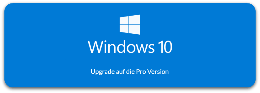 windows 10 upgrade home auf pro
