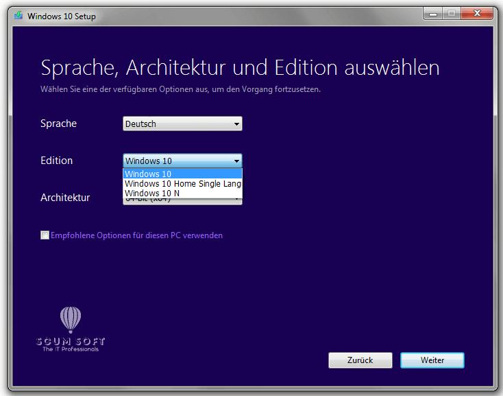 Windows 10 kaufen