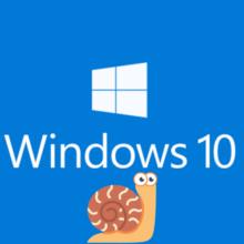 windows 10 zu langsam - einfach schneller machen